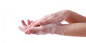 cómo utilizar adecuadamente gel desinfectante de manos